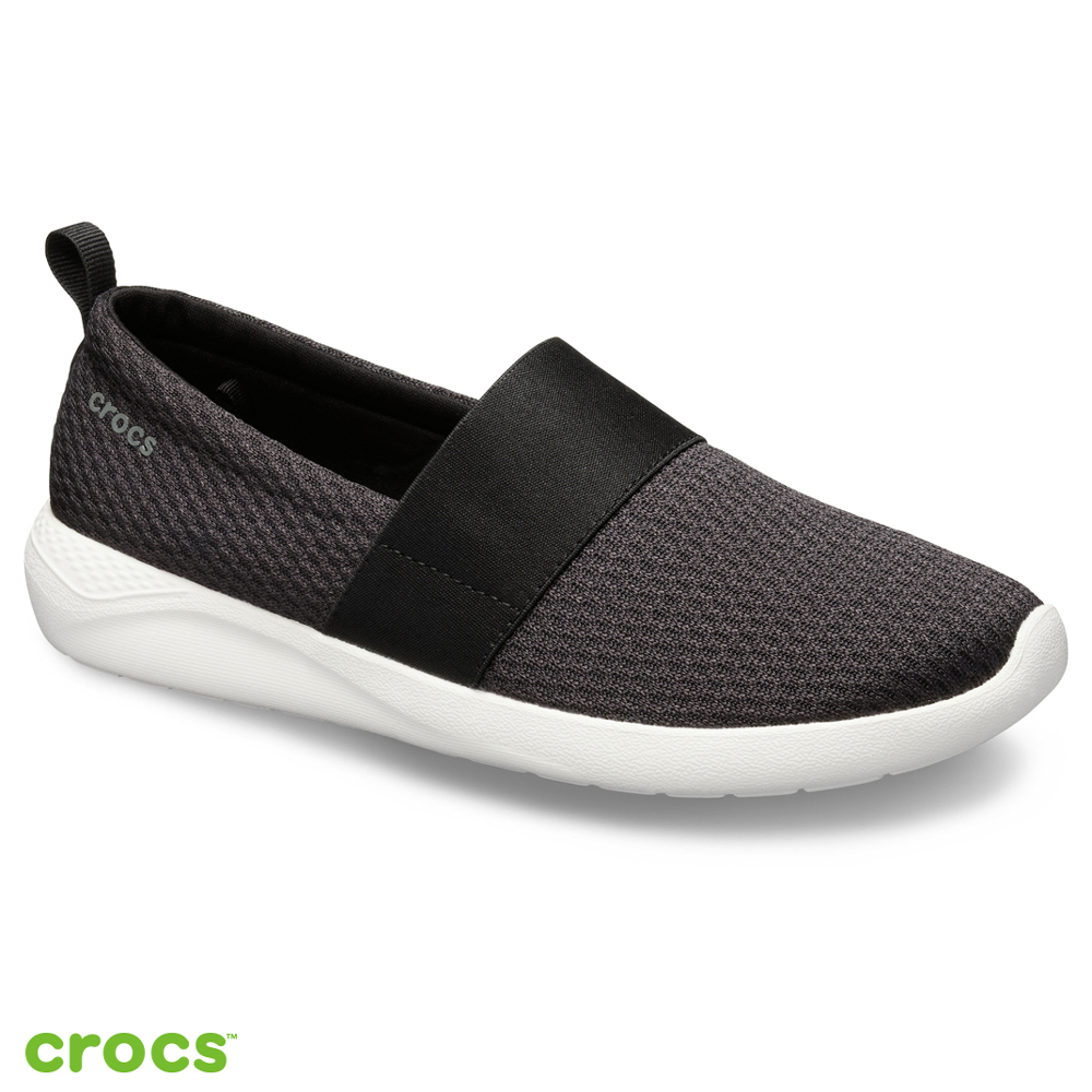 Crocs 卡駱馳 (女鞋) LiteRide便鞋 205727-066
