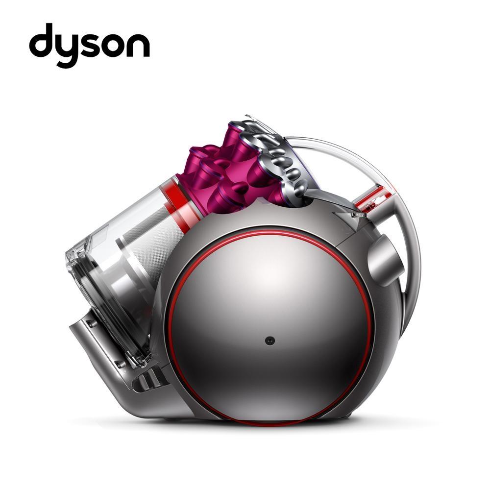 Dyson 戴森 V4 digital Fluffy CY29 圓筒式吸塵器(母親節限定色-桃紅)