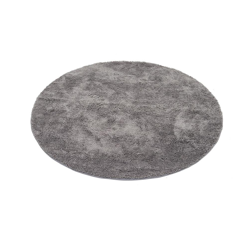 完美主義 素色簡約圓形地毯/止滑地毯-直徑185CM(3色)