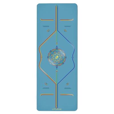Liforme 經典瑜珈墊-藍天彩虹限量版