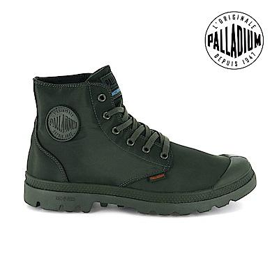 Palladium PAMPA PUDDLELITE+WP輕量防水靴-男-綠
