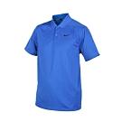 NIKE GOLF GOLF 男針織短袖POLO衫-高爾夫 慢跑 短袖上衣 立領 藍黑