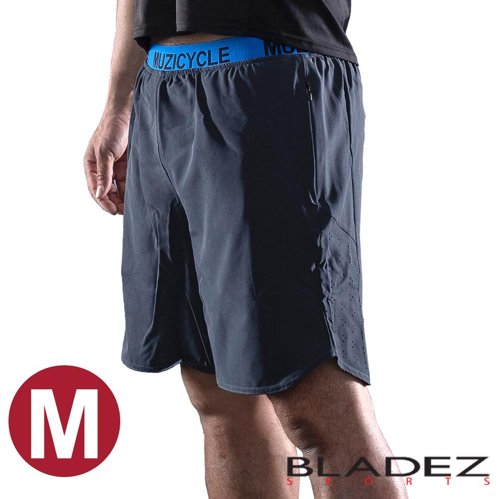 【MUZICYCLE】男款透氣排汗短褲-M