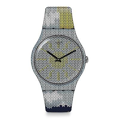 Swatch TRICOVNI 探索星球手錶