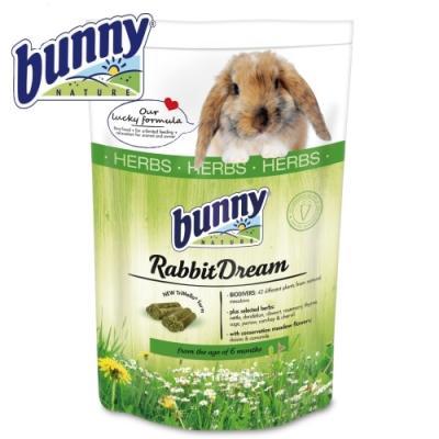 bunny德國邦尼 - 植萃精華夢想成兔-1.5KG裝-單包入(兔飼料)
