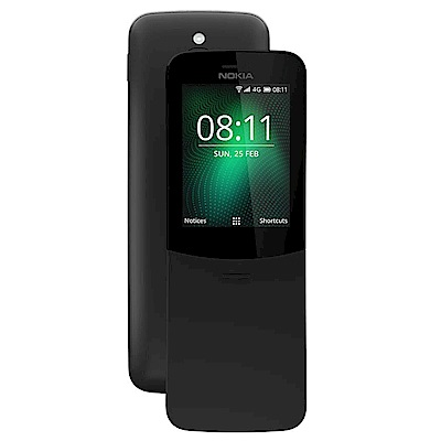 Nokia 8110 香蕉機 2.4吋4G智慧型功能手機