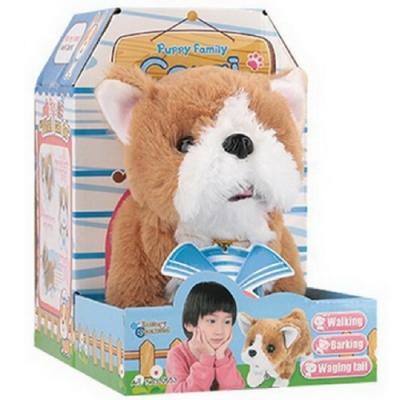 Puppy Familly  - 柯基犬 電子寵物狗