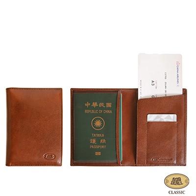 SOBDEALL沙伯迪澳-27週年簡約護照夾 全年度7折