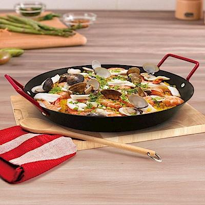 MIT台灣製派亞樂平底海鮮鍋-30cm(烤肉盤)