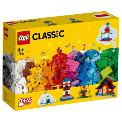樂高LEGO Classic系列 - LT11008 顆粒與房屋