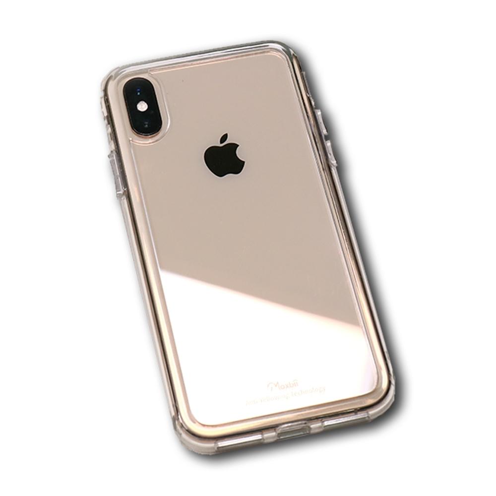 第四代極空戰甲 台灣品牌 永不泛黃iphone X/Xs手機殼 保護殼 透明殼