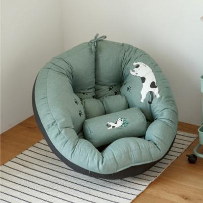 貓小姐聯名款系列 第二代多功能包覆和室椅/懶骨頭/沙發椅(2款)