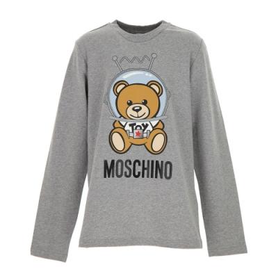 Moschino 灰色外星泰迪長袖上衣