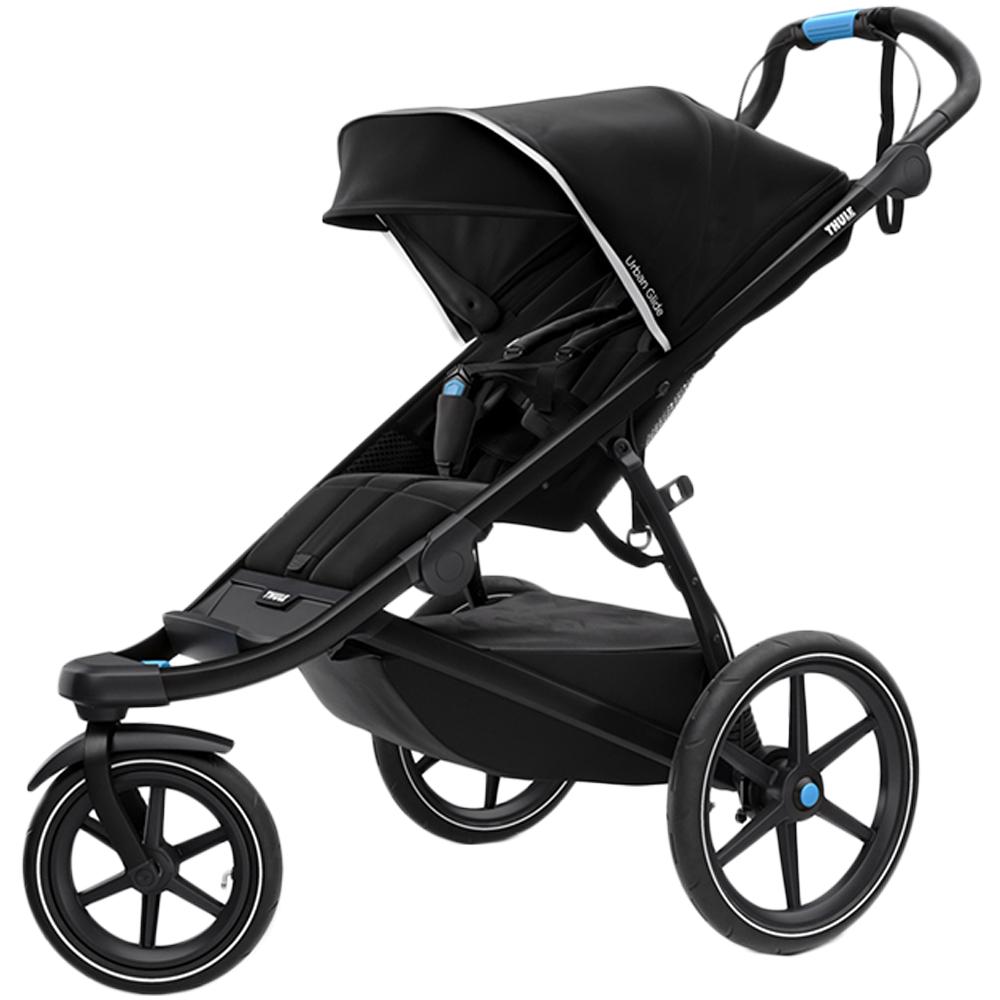 【Thule 都樂】THULE-Urban Glide2單人三輪嬰兒手推車 (下單送雨罩+保險桿) (多色任選)