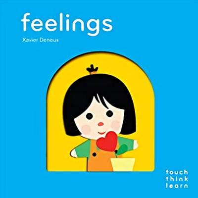 Touch Think Learn: Feelings 感覺認知書