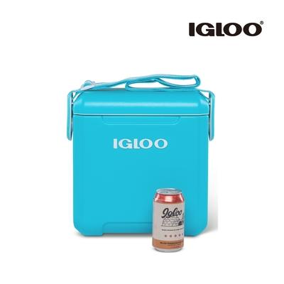 【IGLOO】TAG-ALONG TOO 系列二日鮮 11QT 冰桶 32653 天藍色