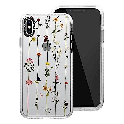 Casetify iPhone XS Max 耐衝擊保護殼-小花串