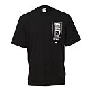 PUMA-男性流行系列Logo Tower短袖T恤-黑色-歐規