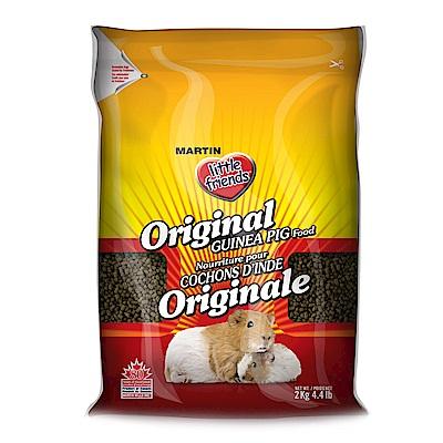 即期良品/LittleFriends/小動物主食/活力成年天竺鼠/幼齡天竺鼠主食飼料2kg