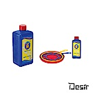 魔力環超值組-德國Pustefix魔力泡泡補充液(500ml)+二件式魔力環(含250ml