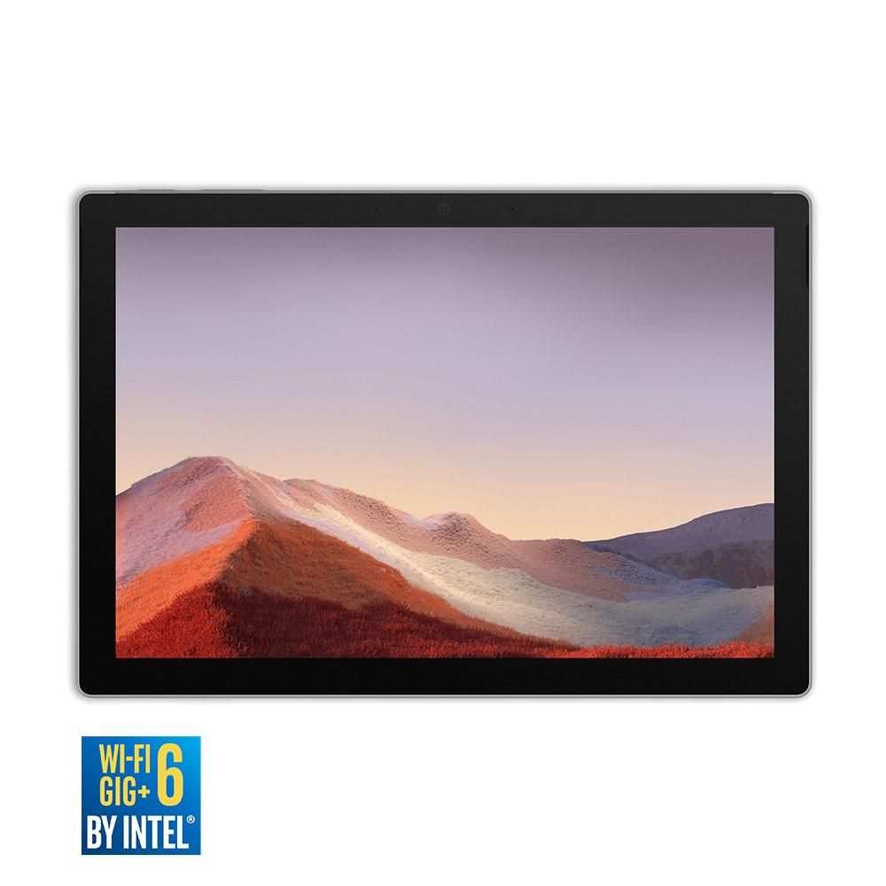 微軟 Surface Pro 7 12吋平板電腦(i5-1035G4/Graphics/8G/256G SSD/霧黑) (不含鍵盤/筆/鼠)