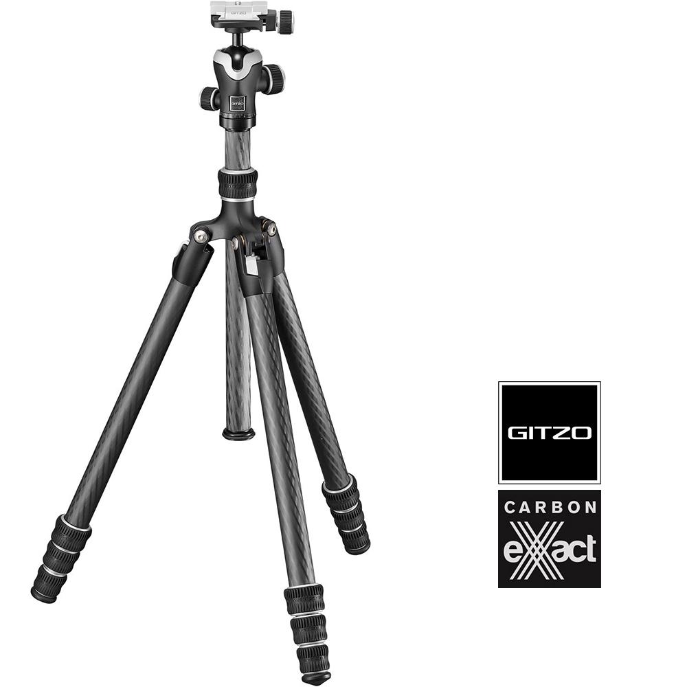 GITZO GK1545TA eXact碳纖維三腳架雲台套組 (公司貨) SONY a專用