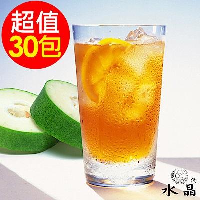 水晶 古早味冬瓜茶包6袋(5包/袋,共30包)