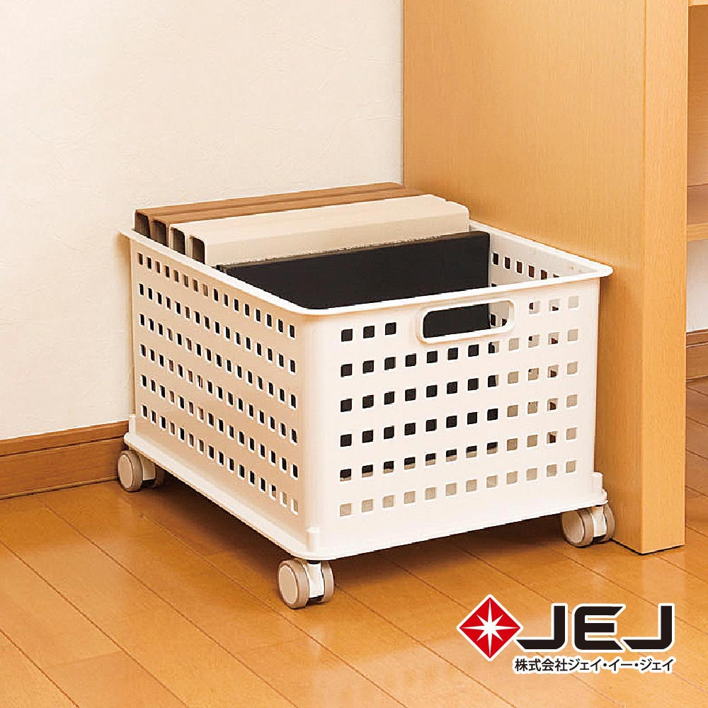 日本JEJ AS BASKET 自由組合整理籃/#3 2色可選 product image 1