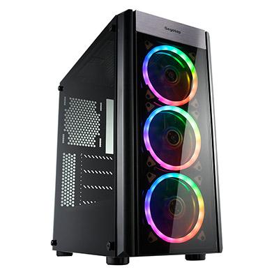 技嘉Z370平台[飆風魔皇]i7六核GTX1060獨顯電玩機