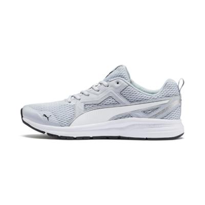 PUMA-Pure Jogger 男性復古慢跑運動鞋-石南灰