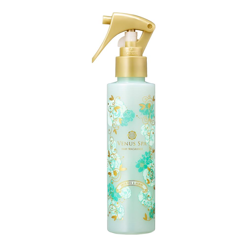 VENUS SPA 小心機髮香噴霧150ml(綠玫瑰&茉莉)