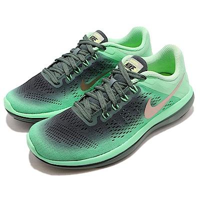 Nike慢跑鞋Flex 2016 RN運動女鞋