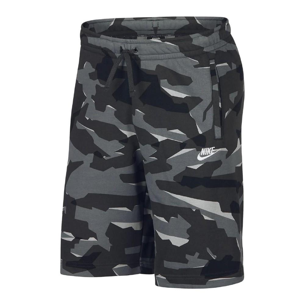Nike 短褲 NSW Club Camo Shorts 男款