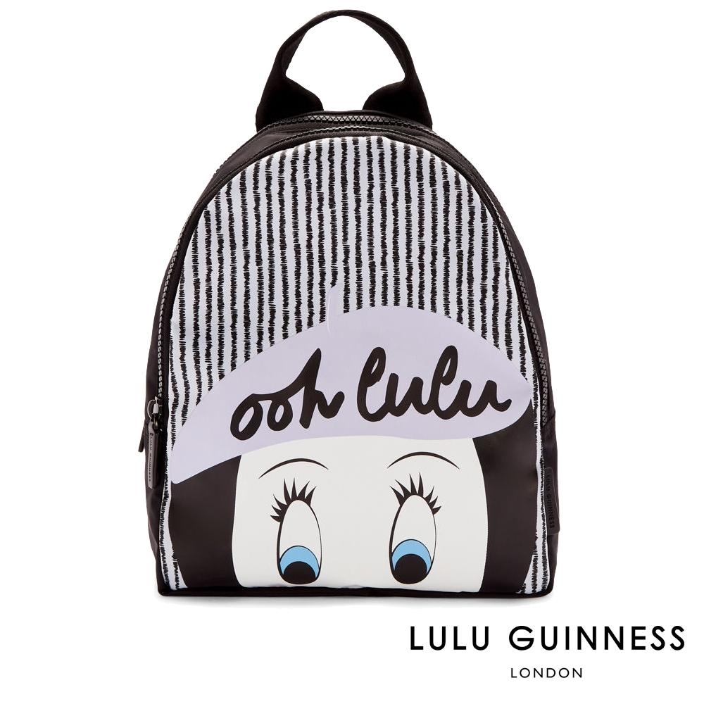 [時時樂限定] LULU GUINNESS OOH LULU 後背包