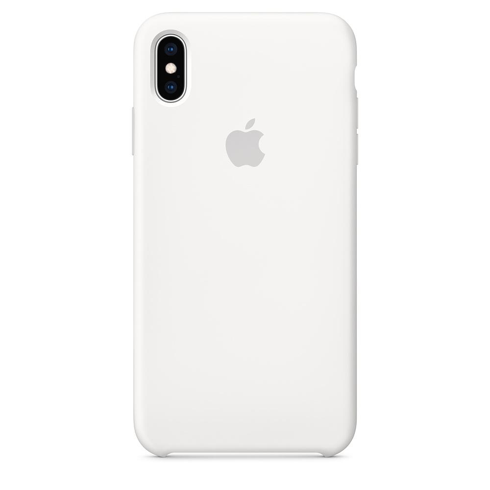 原廠 Apple iPhone XS Max 矽膠保護殼
