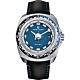 FAVRE-LEUBA 域峰 RAIDER Deep Blue 300米潛水機械錶-41mm product thumbnail 1