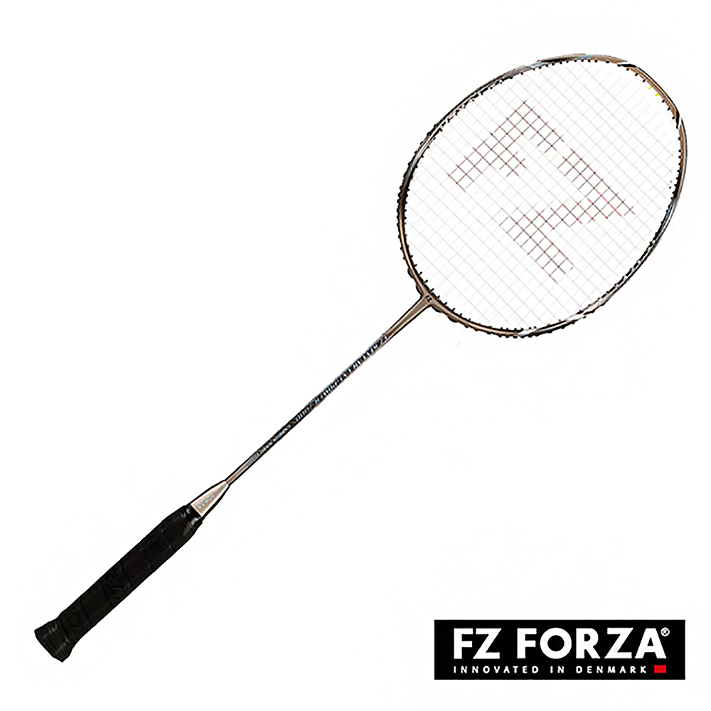 丹麥品牌 FZ FORZA KEVLAR CNT 7000 凱拉夫系列碳纖維羽球拍