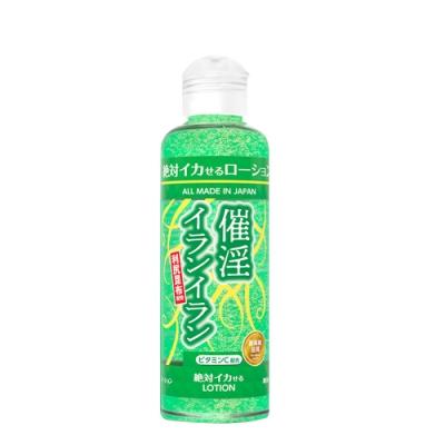 日本SSI JAPAN 絕對刺激催淫依蘭氣泡潤滑液180ml