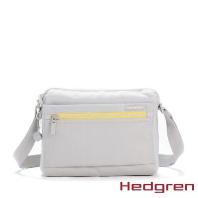 【Hedgren】INNER CITY輕量經典 側背包-活力灰