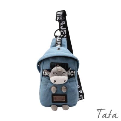 童裝 小牛造型側肩背包 TATA KIDS