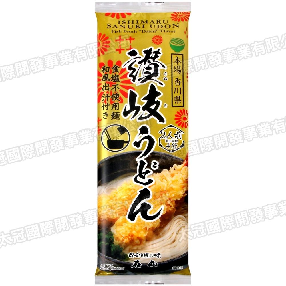 石丸製麵 本場讚岐烏龍麵(217.2g)