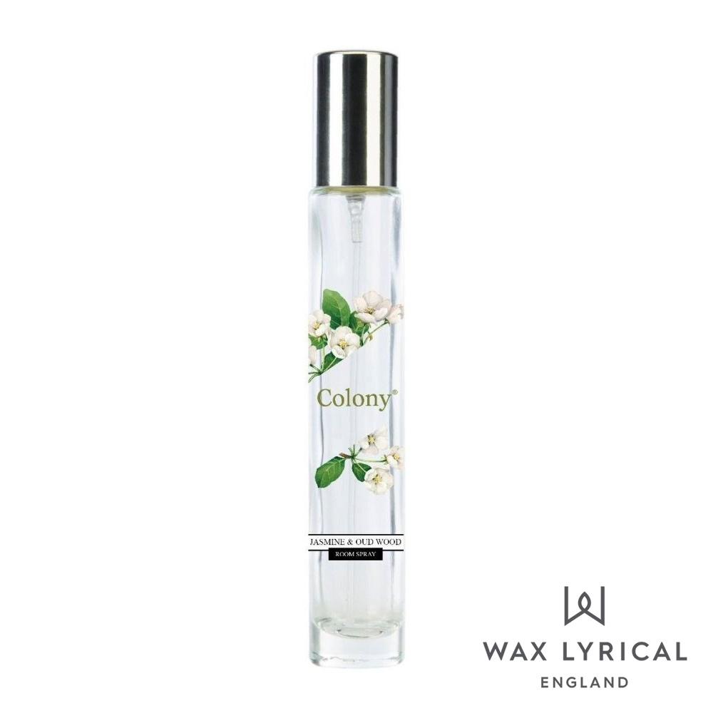 英國 Wax Lyrical 自然生活系列隨身噴霧 烏木茉莉 Jasmine & Oudwood 22ml
