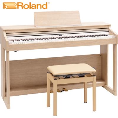ROLAND RP701 LA 88鍵數位電鋼琴 質感淺木色款