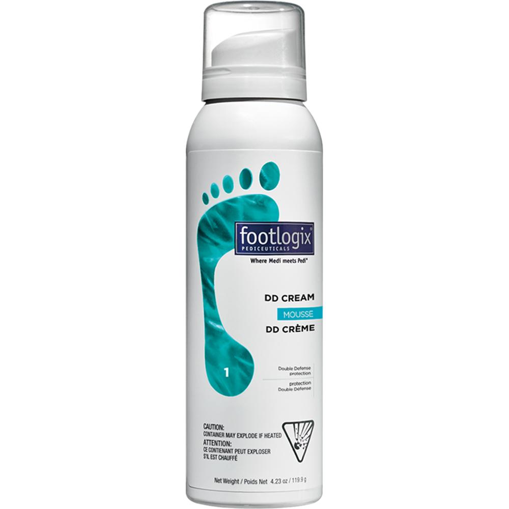 footlogix芙樂其 雙效防護DD慕斯(DD霜)125ml