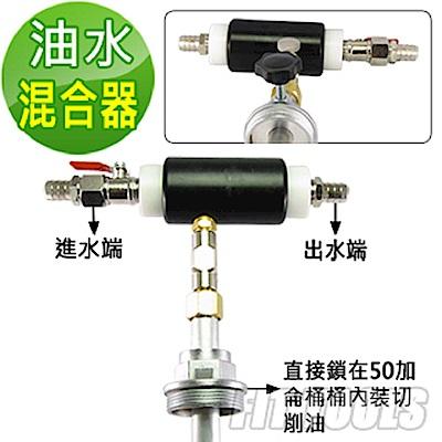良匠工具 可調整比例液體特殊加油器(適用50加侖桶切削液) 適CNC機台...
