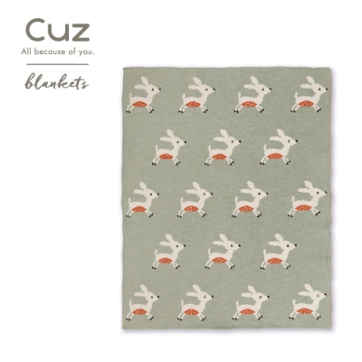 【Cuz】小鹿衝刺(織毯)