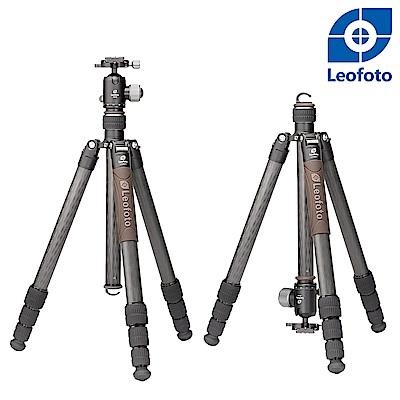 Leofoto徠圖-LX-324CT+XB-38碳纖反摺輕便三腳架雲台套裝