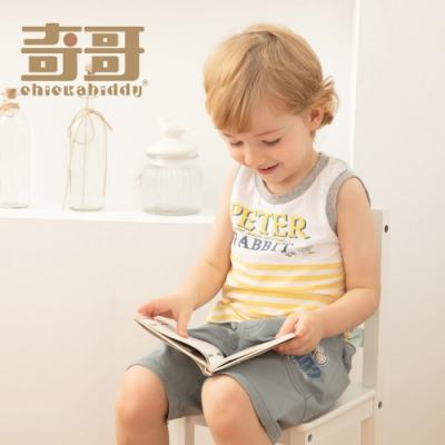 奇哥 夏日比得字母條紋背心 (6-8歲)