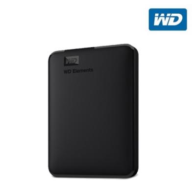 (時時樂)WD 威騰 Elements 4TB 2.5吋行動硬碟