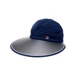 FILA 時尚遮陽帽-丈青 HTU-5009-NV